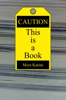 caution book cover