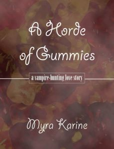 gummy book cover